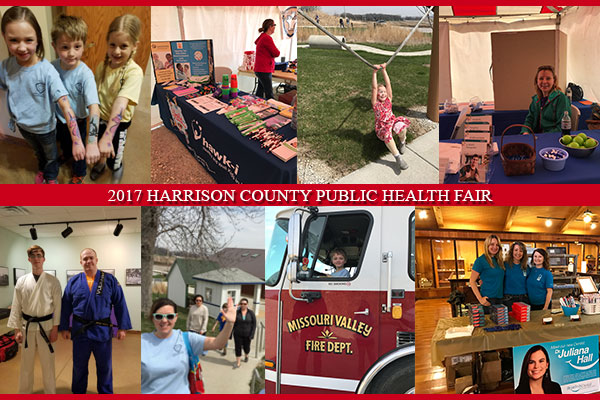 2017 Harrison County Public Health Fair Photos