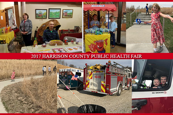 2017 Harrison County Public Health Fair